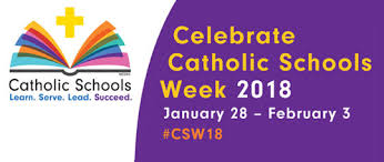 Catholic Schools' Week 2019